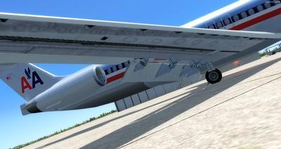 McDonnell Douglas MD Serie 80 Multi Livery FSX P3D  14