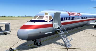 McDonnell Douglas MD Serie 80 Multi Livery FSX P3D  17