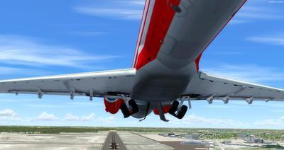 McDonnell Douglas MD Serie 80 Multi Livery FSX P3D  19