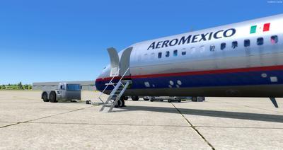 McDonnell Douglas MD Serie 80 Multi Livery FSX P3D  2