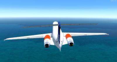 McDonnell Douglas MD Serie 80 Multi Livery FSX P3D  27