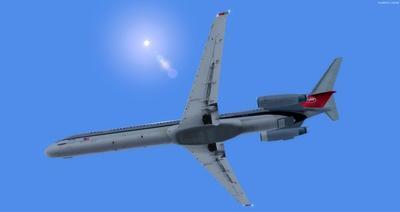 McDonnell Douglas MD Seria 80 Multi Livery FSX P3D  28