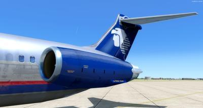 McDonnell Douglas MD Serie 80 Multi Livery FSX P3D  3