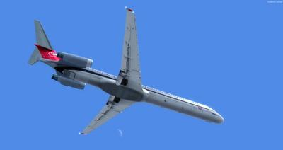 McDonnell Douglas MD Serie 80 Multi Livery FSX P3D  30