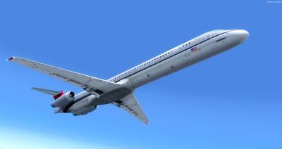 McDonnell Douglas MD Serie 80 Multi Livery FSX P3D  31