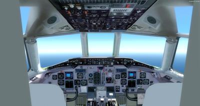 McDonnell Douglas MD Serie 80 Multi Livery FSX P3D  34