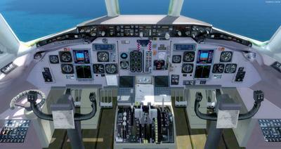 McDonnell Douglas MD Seria 80 Multi Livery FSX P3D  35