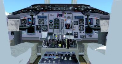 McDonnell Douglas MD Seria 80 Multi Livery FSX P3D  37