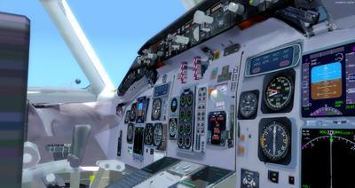 McDonnell Douglas MD Seria 80 Multi Livery FSX P3D  38