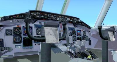 McDonnell Douglas MD Seria 80 Multi Livery FSX P3D  39