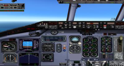 McDonnell Douglas MD Seria 80 Multi Livery FSX P3D  41