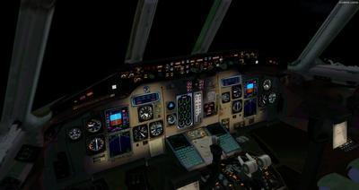 McDonnell Douglas MD Seria 80 Multi Livery FSX P3D  43