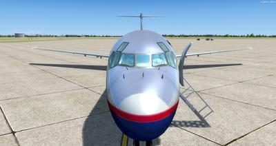 McDonnell Douglas MD Serie 80 Multi Livery FSX P3D  5