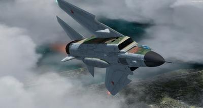 MiG 23 Flogger FSX P3D 10
