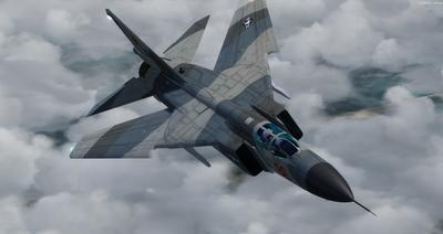 MiG 23 Flogger FSX P3D 14