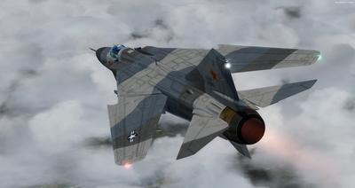 MiG 23 Flogger FSX P3D 15