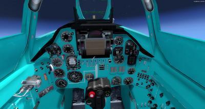 MiG 23 Flogger FSX P3D  16