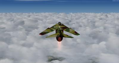 MiG 23 Flogger FSX P3D 5