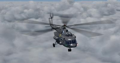 Mil Mi 171 Air Force na Rúise FSX P3D  10