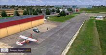 OFX Bourges LFLD FSX P3D  3