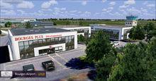 OFX Bourges LFLD FSX P3D  50