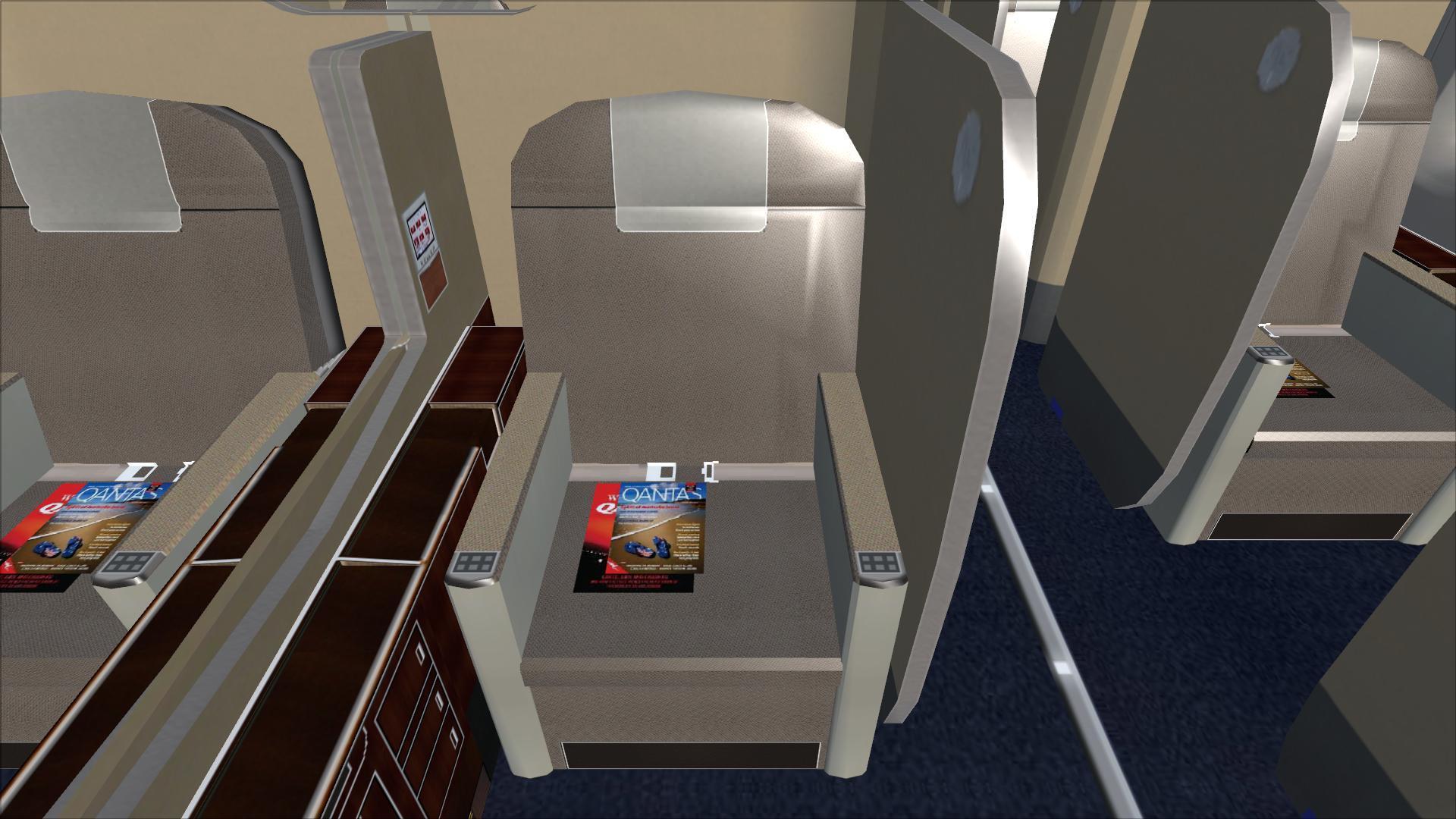 Qantas Cabin 02