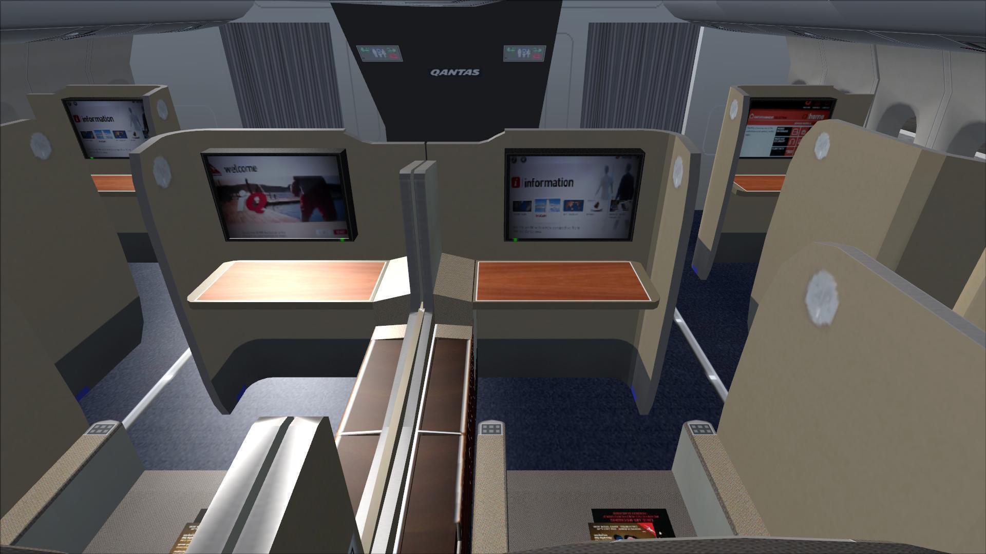 Qantas Cabin 03