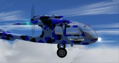 Seabird Seeker SB7L 360A Serie 2 FSX 12