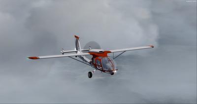 Seabird Seeker SB7L 360A Serie 2 FSX 7