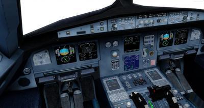 Sukhoi SuperJet SSJ 100 FSX P3D  21