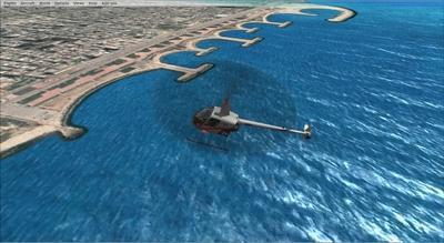 Fotorealistické pobrežie Sýrie FSX P3D  10