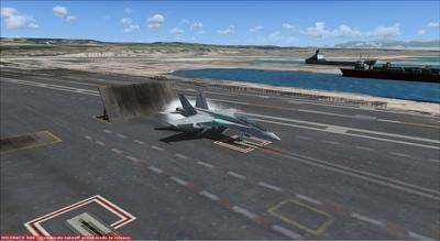 Bờ biển Syria FSX P3D  12