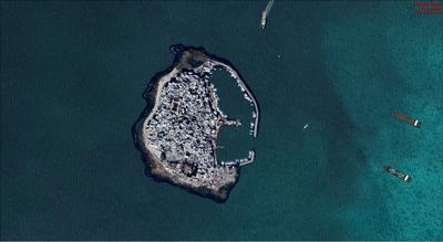 Fotorealistické pobrežie Sýrie FSX P3D  15