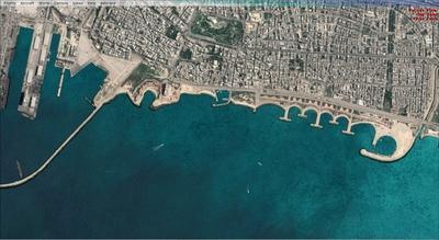 Fotorealistické pobrežie Sýrie FSX P3D  29