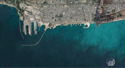 Bờ biển Syria FSX P3D  30