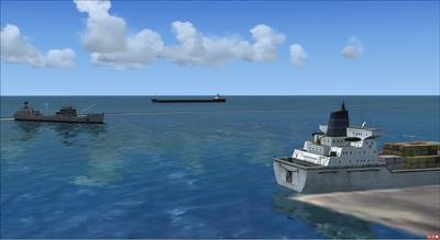 Bờ biển Syria FSX P3D  33