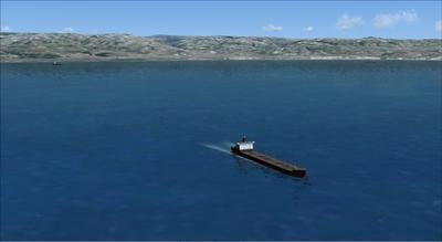 Fotorealistické pobrežie Sýrie FSX P3D  36