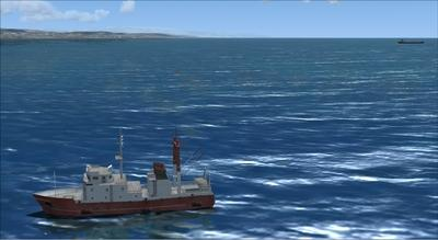 Fotorealistické pobrežie Sýrie FSX P3D  37