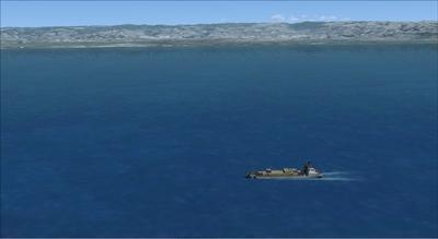 Fotorealistické pobrežie Sýrie FSX P3D  40