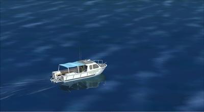 Fotorealistické pobrežie Sýrie FSX P3D  48