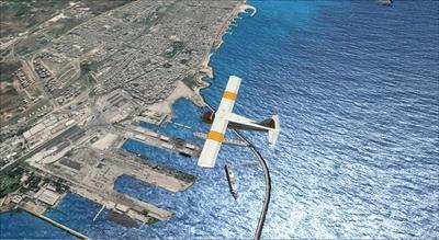 Fotorealistické pobrežie Sýrie FSX P3D  49