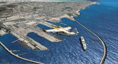Fotorealistické pobrežie Sýrie FSX P3D  5
