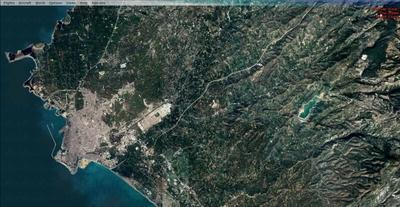 Fotorealistické pobrežie Sýrie FSX P3D  50