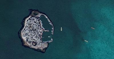 Fotorealistické pobrežie Sýrie FSX P3D  53