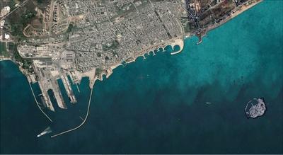 Bờ biển Syria FSX P3D  6