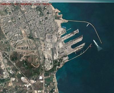Fotorealistické pobrežie Sýrie FSX P3D  61