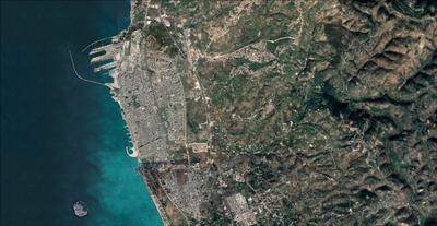 Bờ biển Syria FSX P3D  62