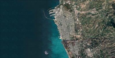 Fotorealistické pobrežie Sýrie FSX P3D  63