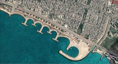 Fotorealistické pobrežie Sýrie FSX P3D  7