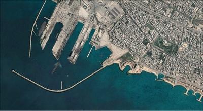 Bờ biển Syria FSX P3D  8